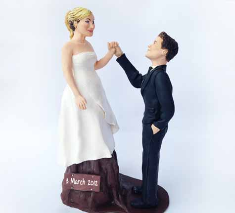 wedding cake topper cape town